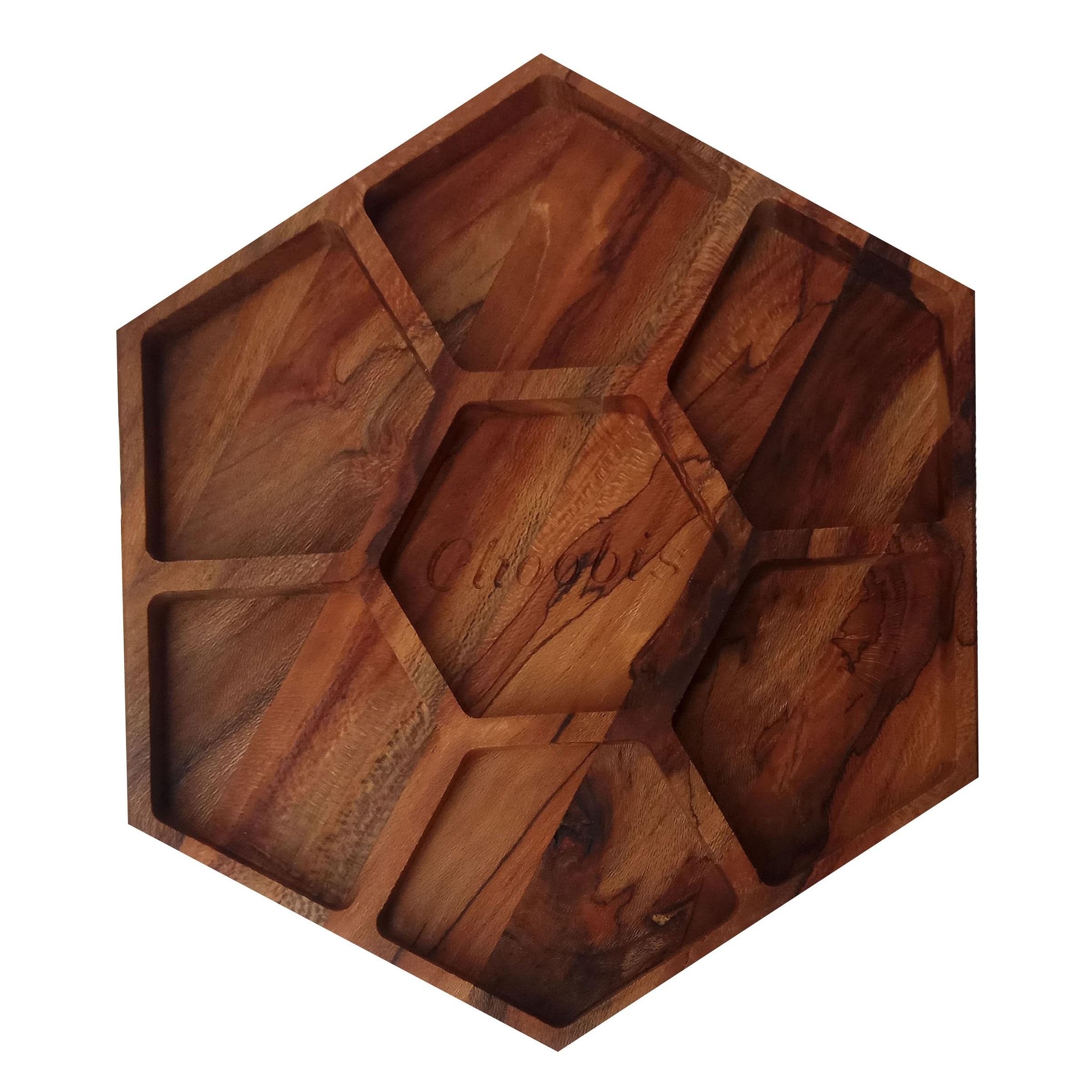 استند هفت سین چوبی چوبیس کد 2_212