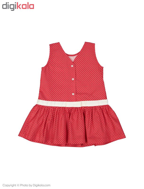 پیراهن دخترانه دایان مدل 1321143-72