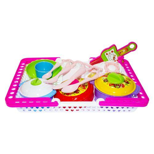 ست آشپزخانه اسباب بازی مدل Middle