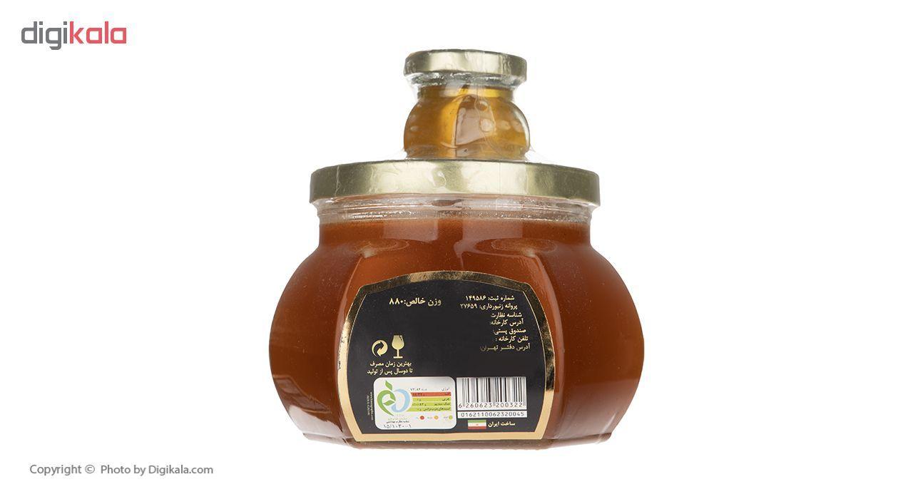 عسل الماس به نیک - 880 گرم main 1 2