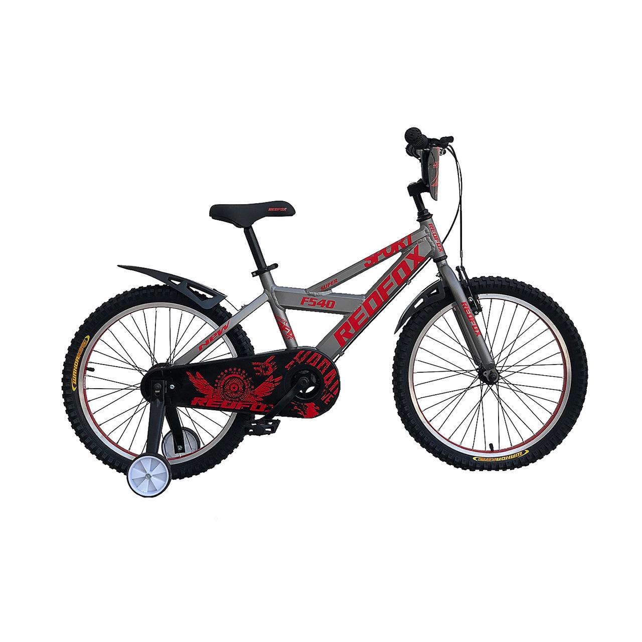 دوچرخه کوهستان ردفوکس مدل F540 کد 161 سایز 16