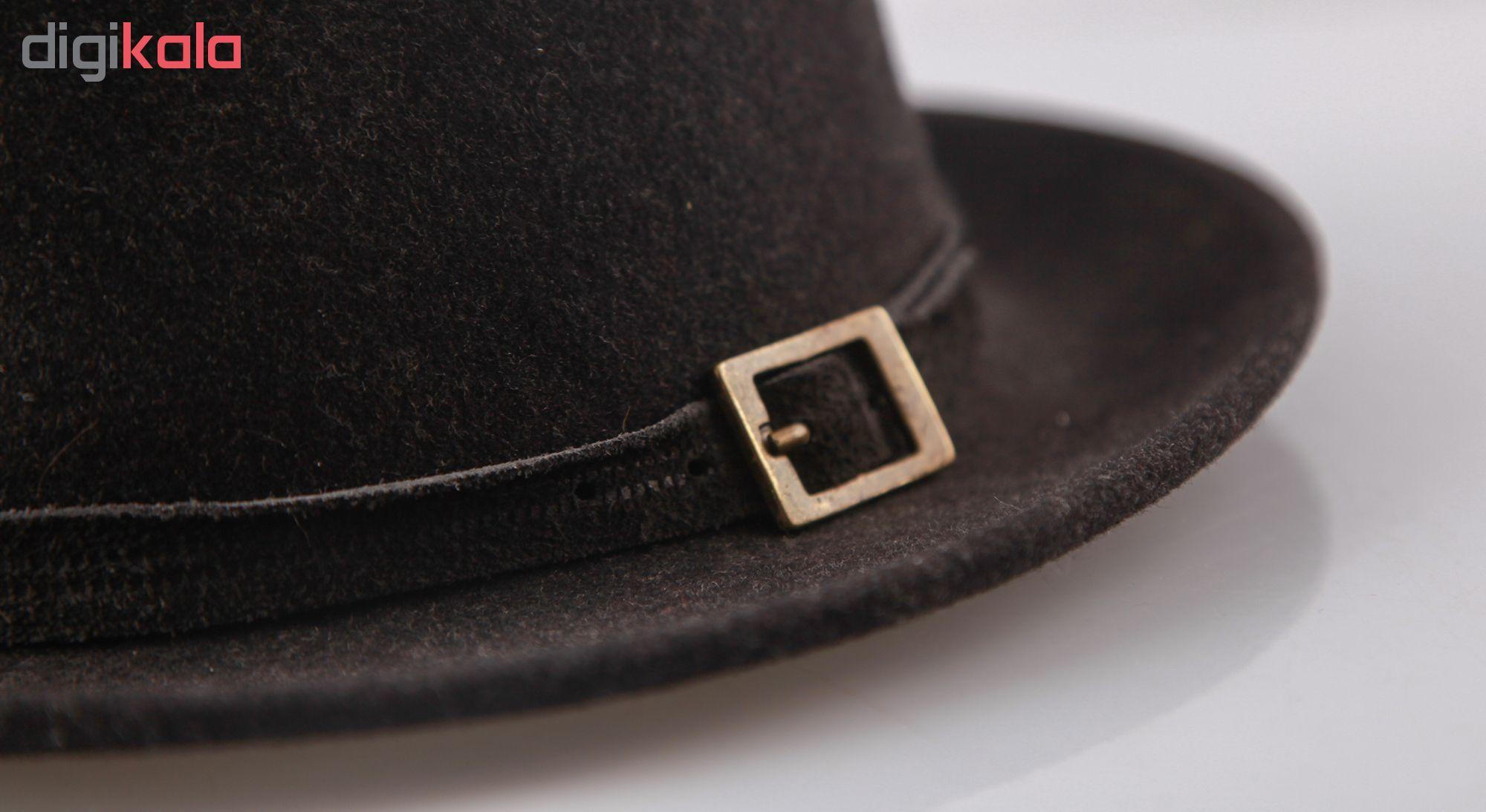 کلاه شاپو مردانه مایزر مدل M201 main 1 2