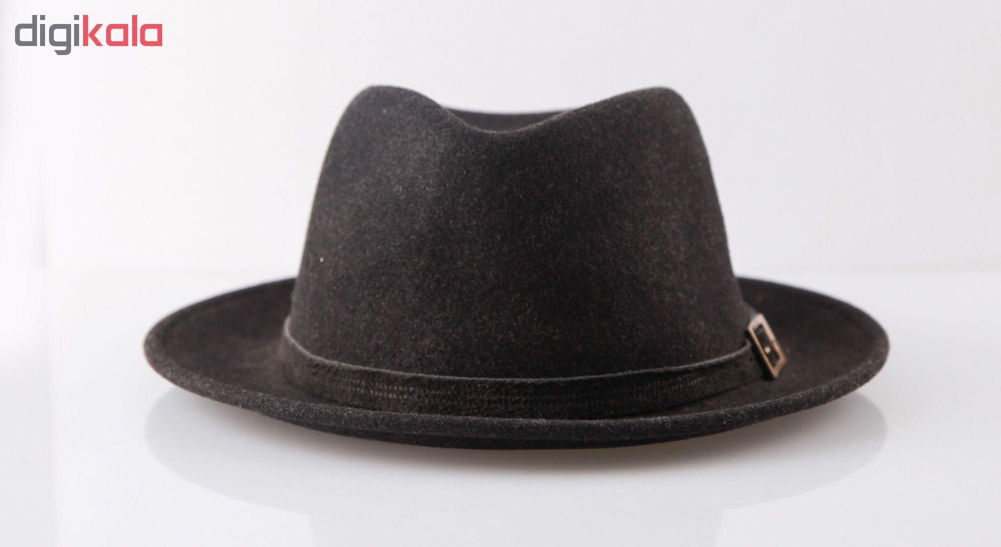 کلاه شاپو مردانه مایزر مدل M201 main 1 3