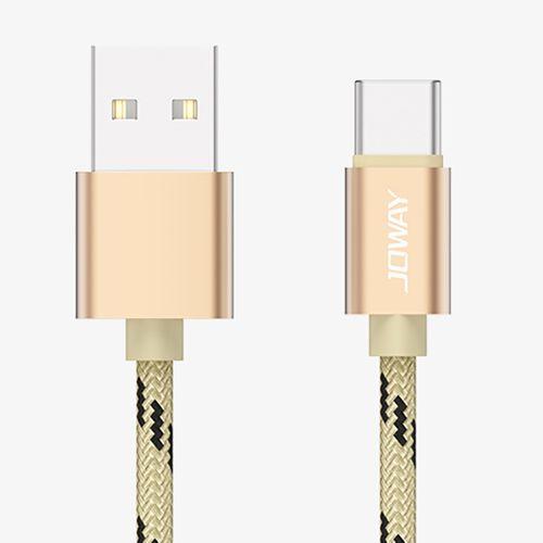 کابل تبدیل USB به USB-C جووی مدل TC06 طول 0.2 متر