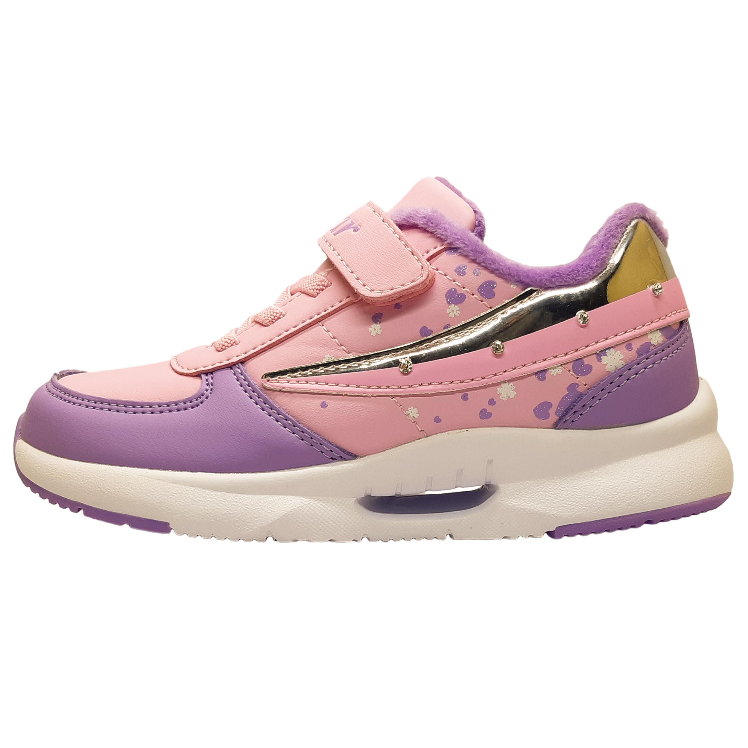 کفش مخصوص پیاده روی دخترانه کد 3219