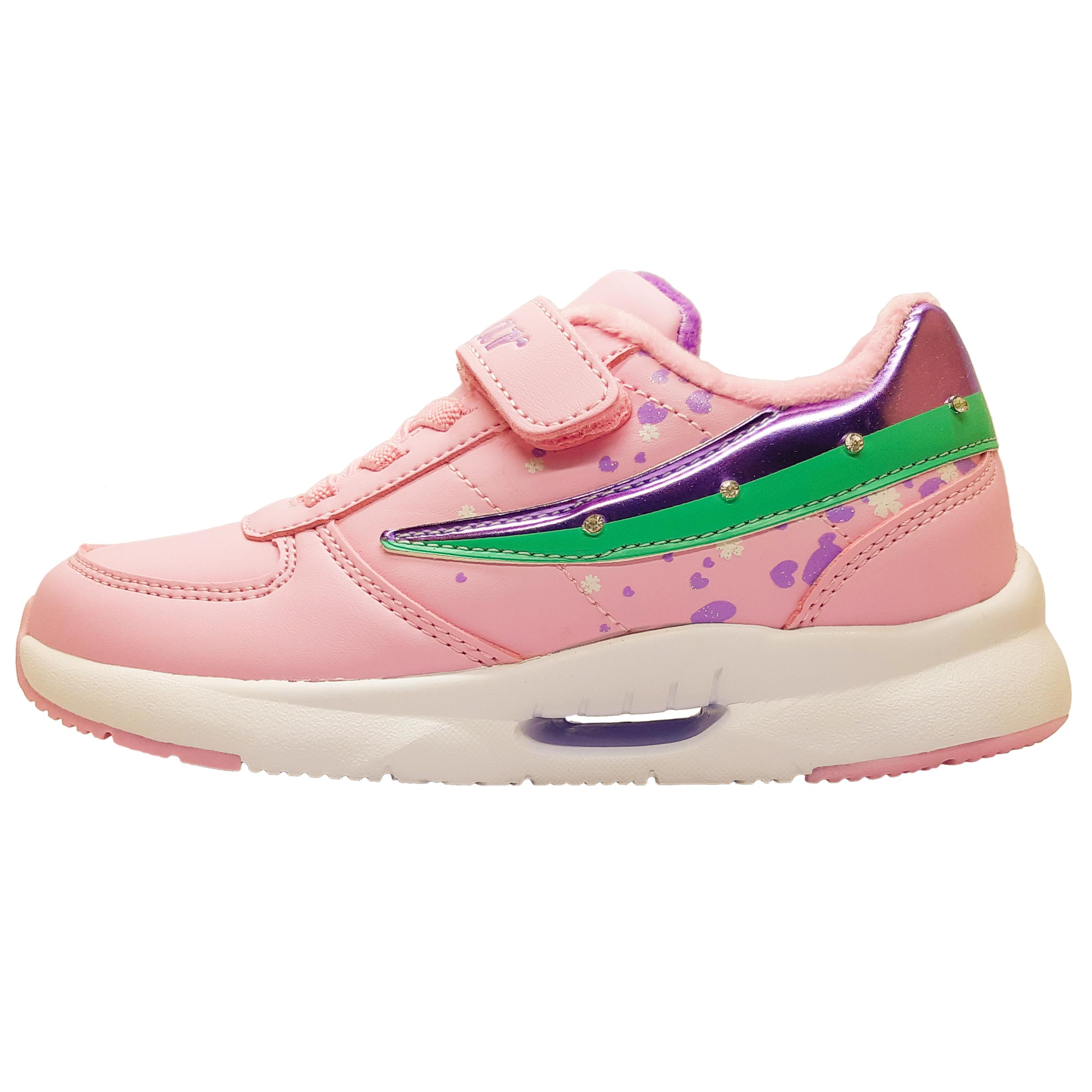 کفش مخصوص پیاده روی دخترانه کد 3221
