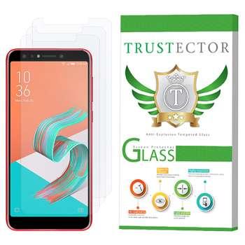 محافظ صفحه نمایش تراستکتور مدل GLS مناسب برای گوشی موبایل ایسوس Zenfone 5 Lite ZC600KL بسته 3 عددی