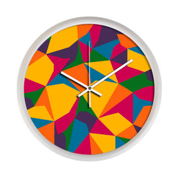 ساعت دیواری مینی مال لاکچری مدل 35Dio3_0142