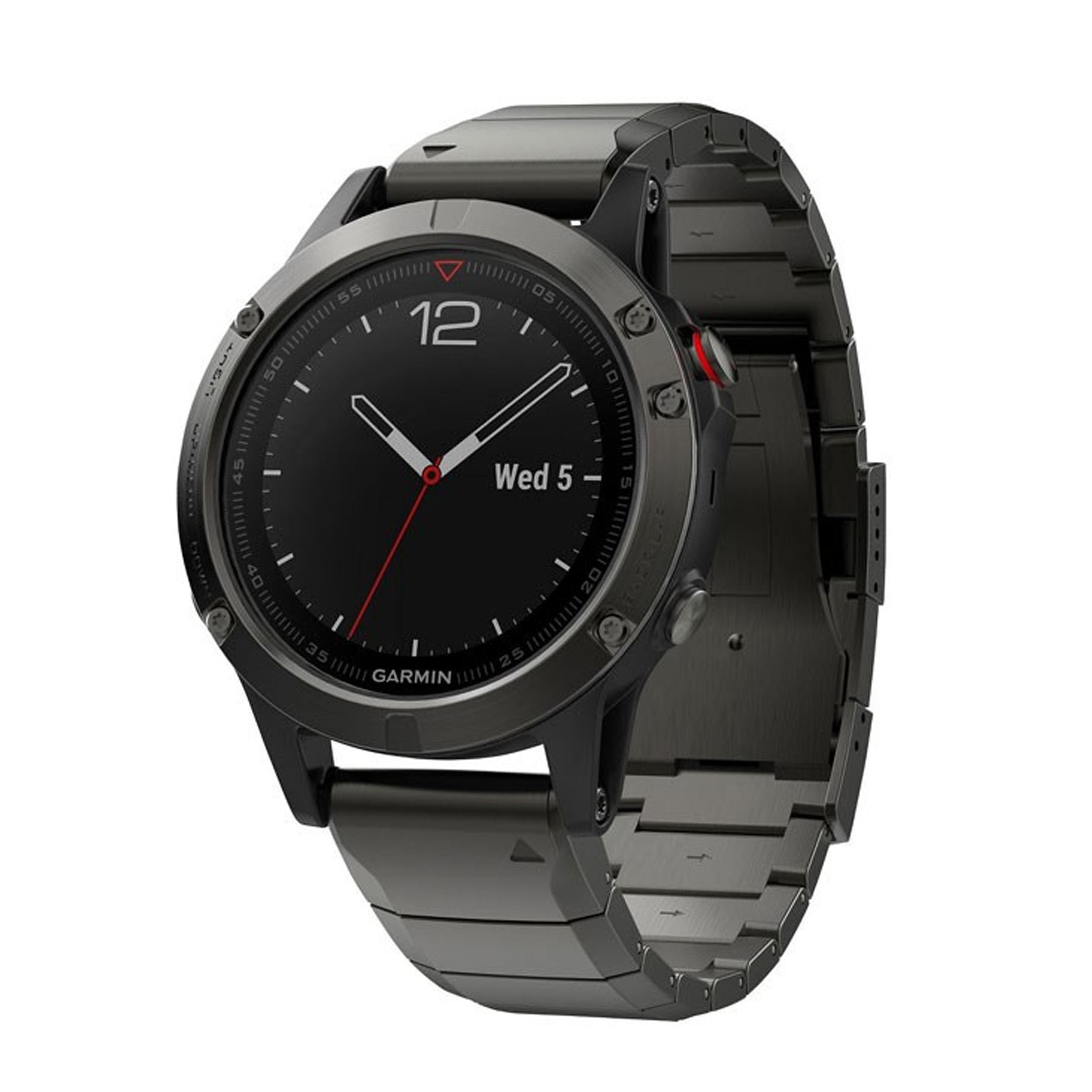 ساعت ورزشی گارمین مدل Fenix 5 010-01688-21