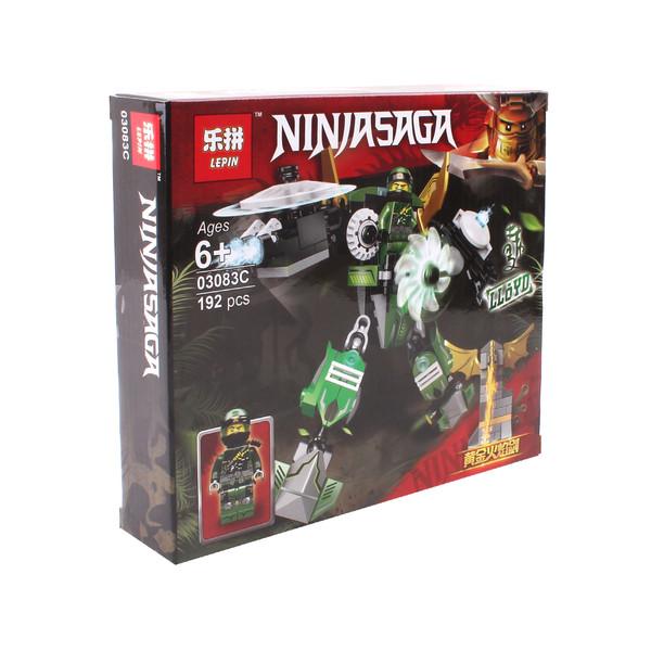 ساختنی لپین سری نینجا کد 03083C