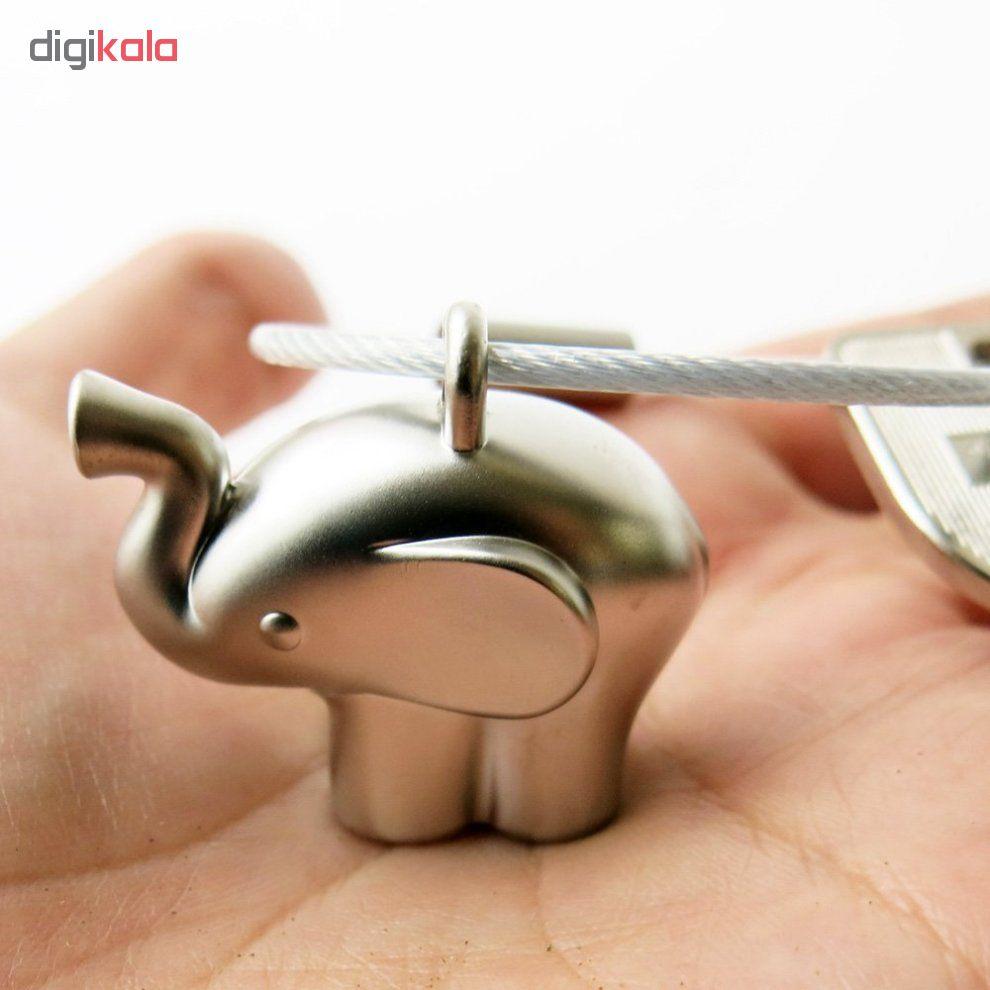 جا کلیدی ترویکا مدل ma little elephant