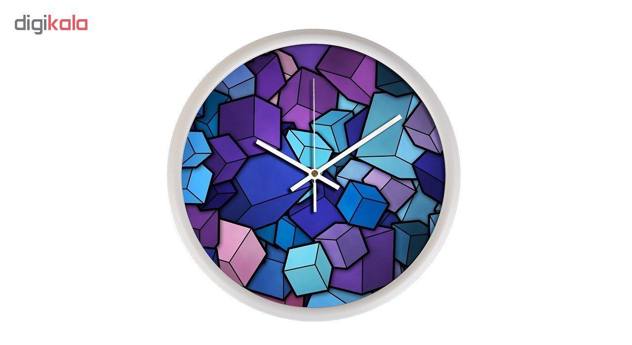 ساعت دیواری مینی مال لاکچری مدل 35Dio3_0150 main 1 1