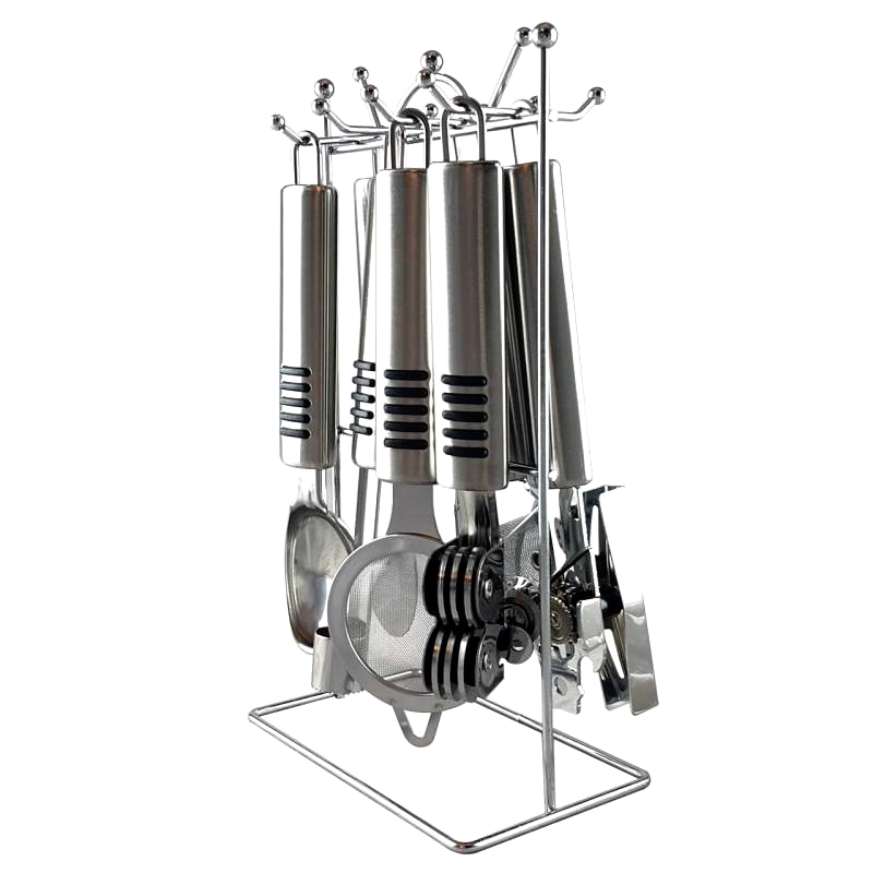 سرویس 8 پارچه ابزار اشپزخانه مدل دبلیو 12