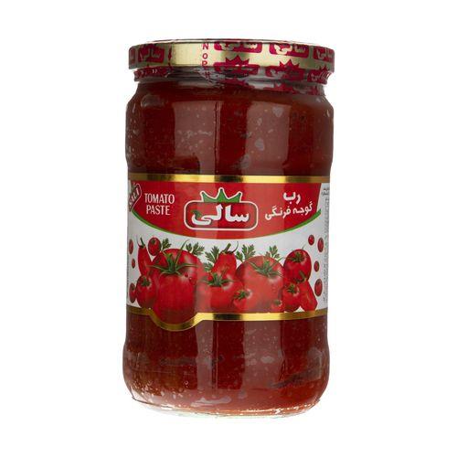 رب گوجه فرنگی سالی مقدار 700 گرم