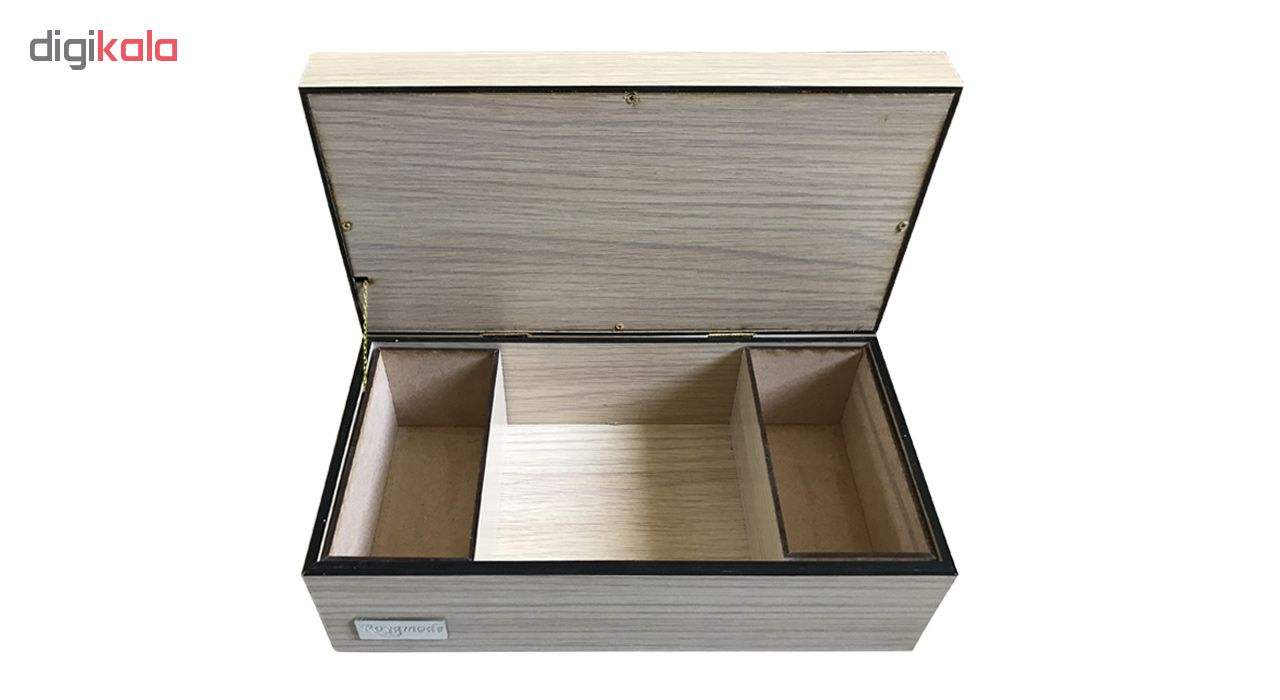 جعبه نخ و سوزن رویامد سری E1 مدل ویولت main 1 2