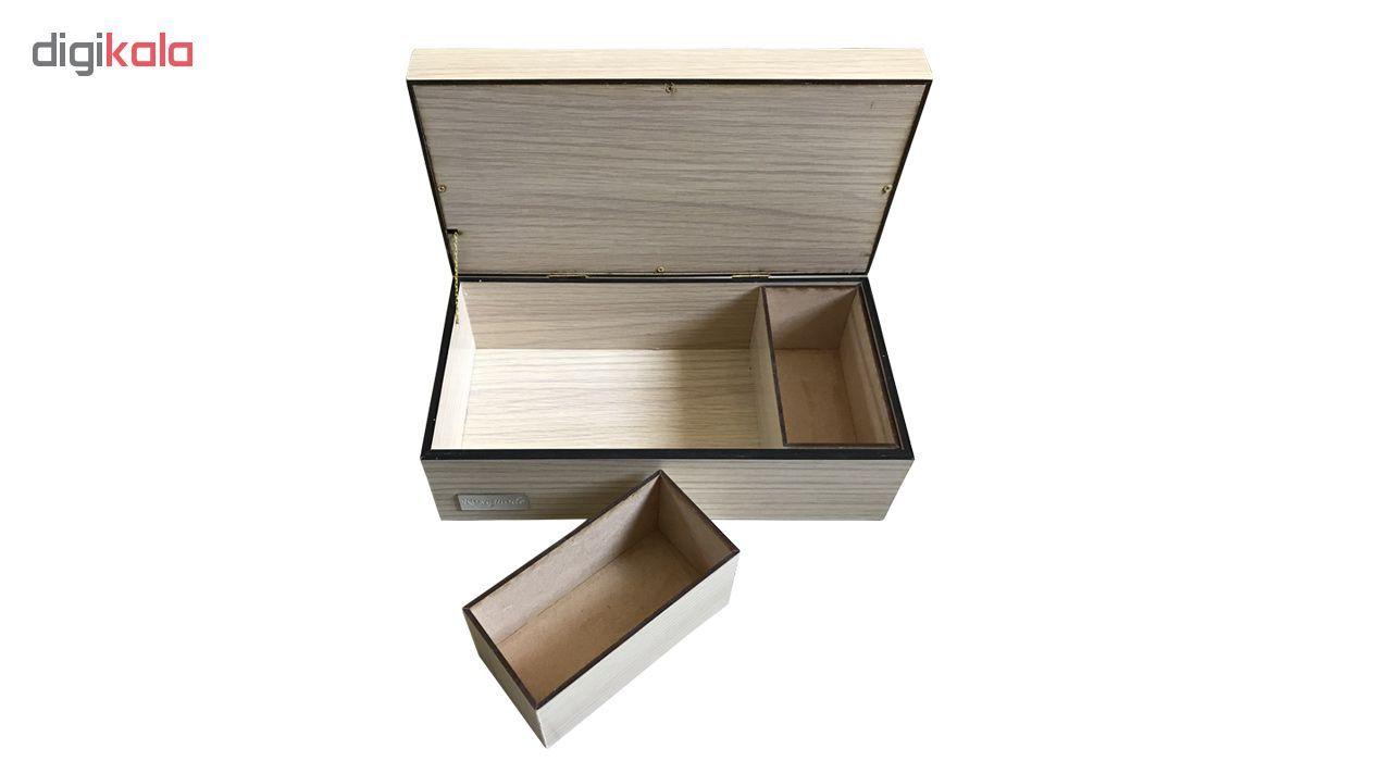 جعبه نخ و سوزن رویامد سری E1 مدل ویولت main 1 3