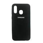 کاور مدل SIL-03 مناسب برای گوشی موبایل سامسونگ Galaxy A40 thumb