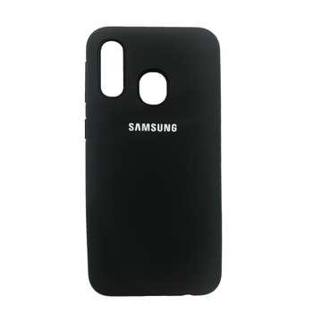کاور مدل SIL-03 مناسب برای گوشی موبایل سامسونگ Galaxy A40