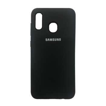 کاور مدل SIL-05 مناسب برای گوشی موبایل سامسونگ Galaxy A30