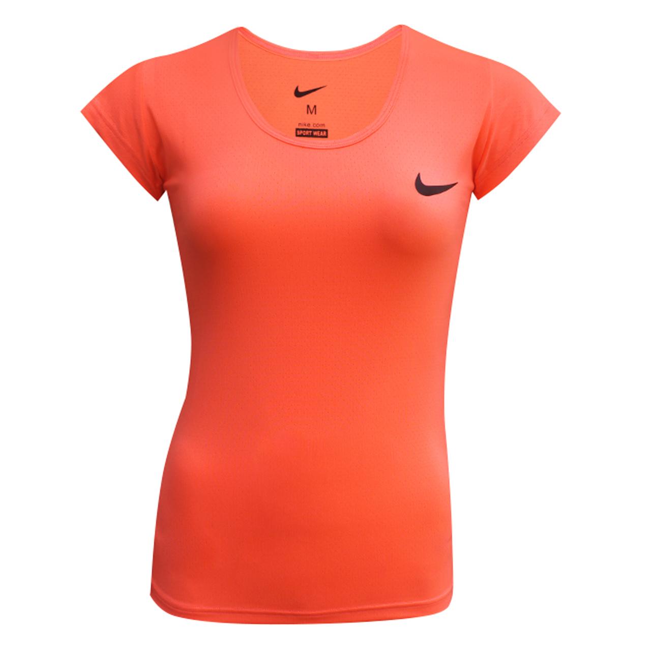 تیشرت ورزشی زنانه مدل NIorw54