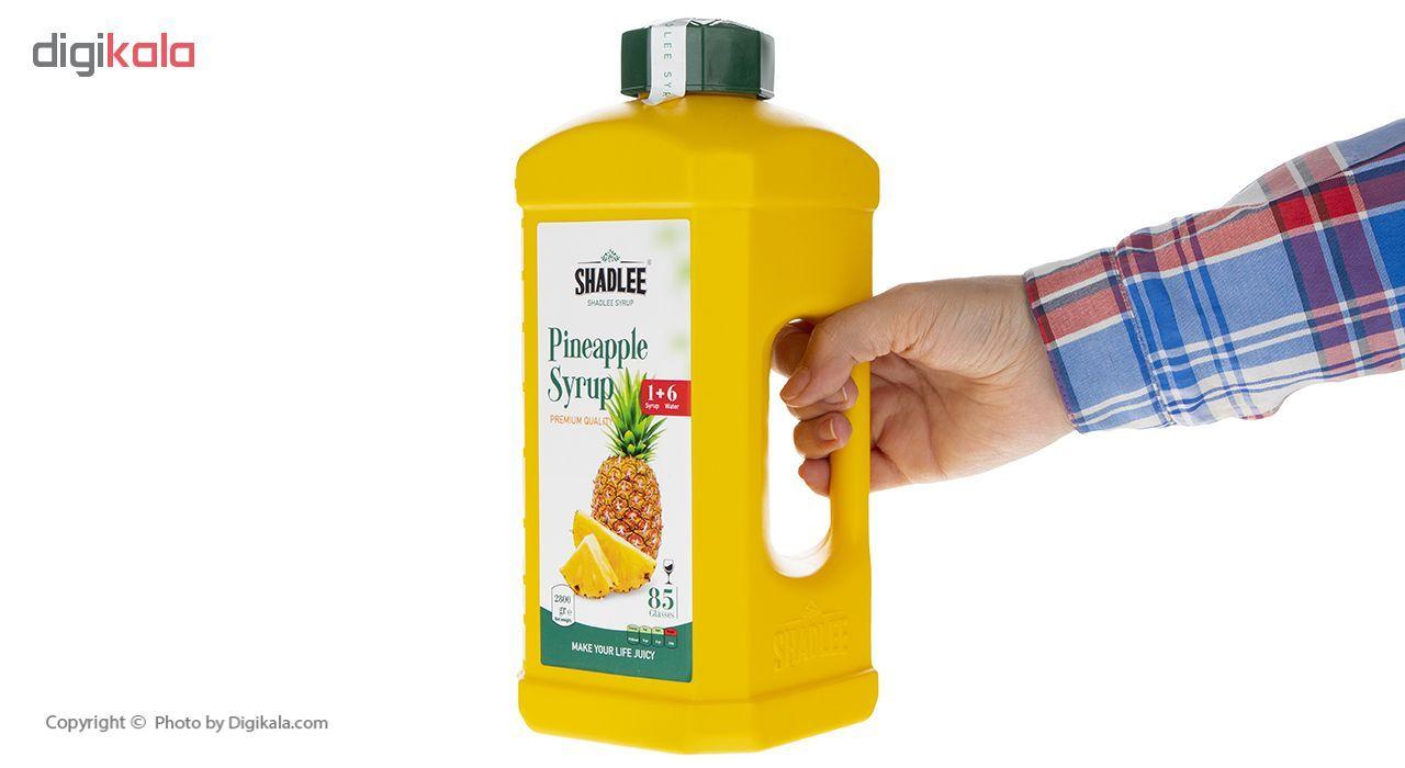 شربت آناناس شادلی مقدار 2800 گرم main 1 5