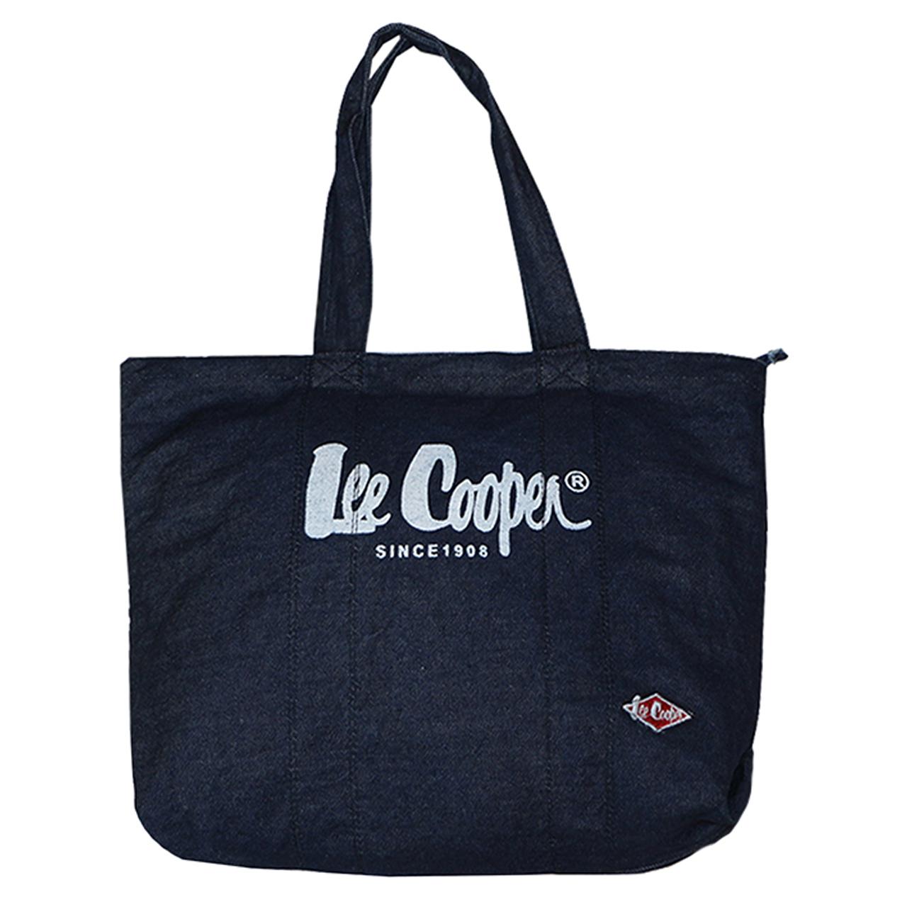 کیف دوشی زنانه لی کوپر مدل Sonya Denim Bag