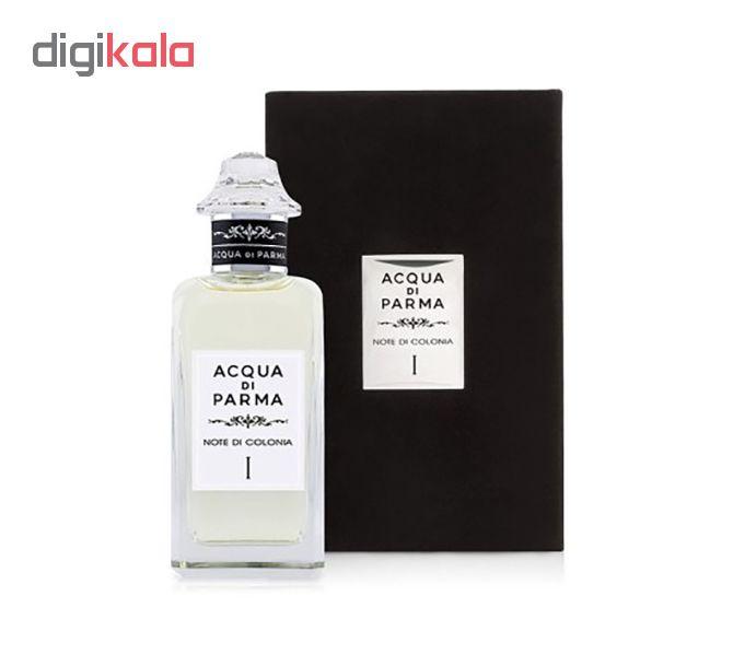 ادو کلن آکوا دی پارما مدل NOTE DI COLONIA I حجم 150 میلی لیتر
