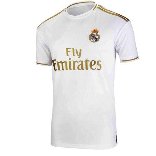 پیراهن ورزشی مردانه طرح تیم رئال مادرید