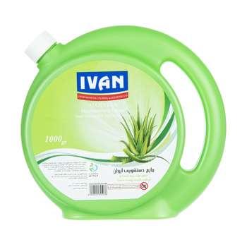 مایع دستشویی ایوان مدل Aloevera مقدار 1000 گرم