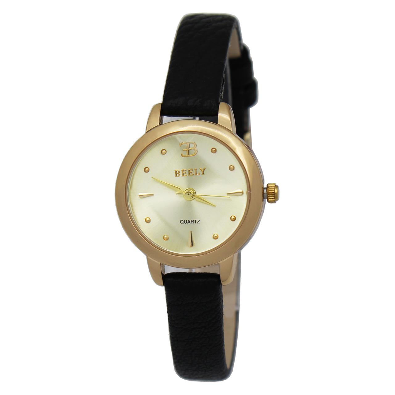 ساعت مچی عقربه ای زنانه بیلی مدل MWZU-0186