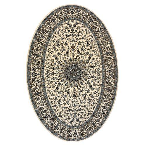 فرش ماشینی ستاره کویر یزد مدل زهره نوین