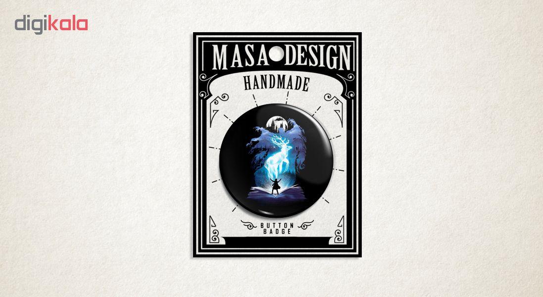 پیکسل ماسا دیزاین طرح هری پاتر کد ASF89 main 1 1