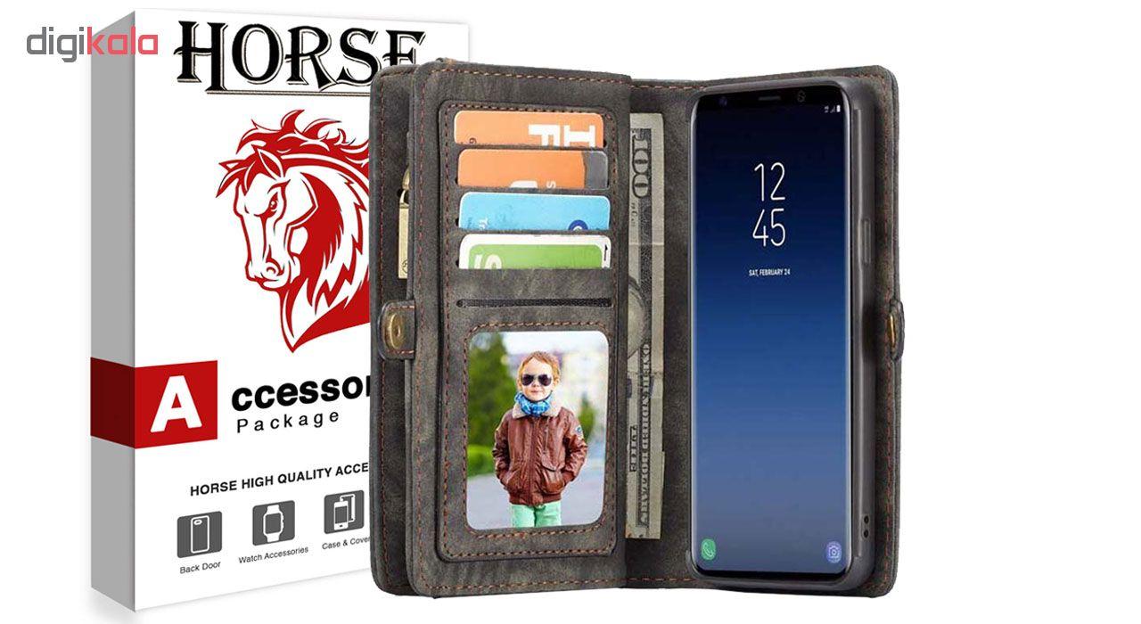 كيف كلاسوري هورس مدل CME_08 مناسب براي گوشي موبايل سامسونگ Galaxy S8 Plus