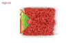گوشت چرخ کرده گوساله پویا پروتئین وزن 1 کیلوگرم thumb 1