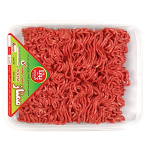 گوشت چرخ کرده مخلوط گوساله و گوسفند پویا پروتئین - 1 کیلوگرم با ارز نیمایی
