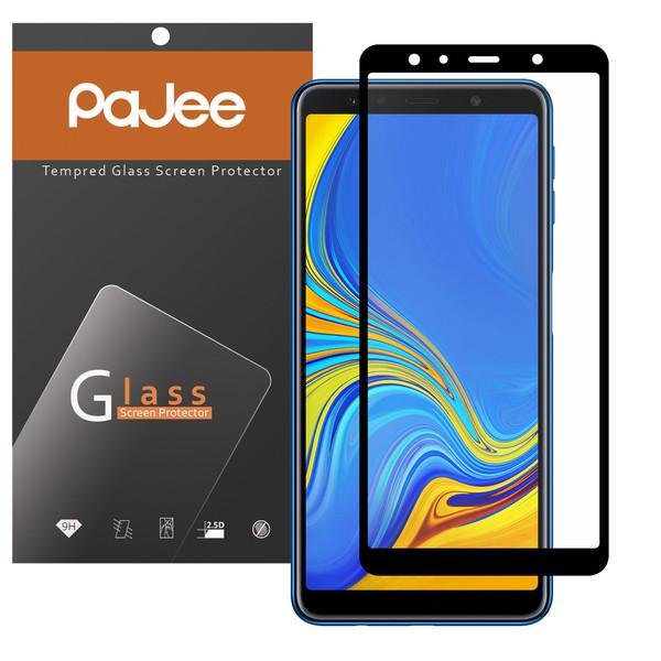 محافظ صفحه نمایش  پاجی مدل P-SA718 مناسب برای گوشی موبایل سامسونگ Galaxy A7 2018