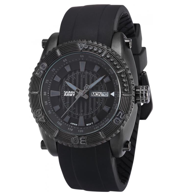 ساعت مچی عقربه ای شارک آرمی مدل Saw016