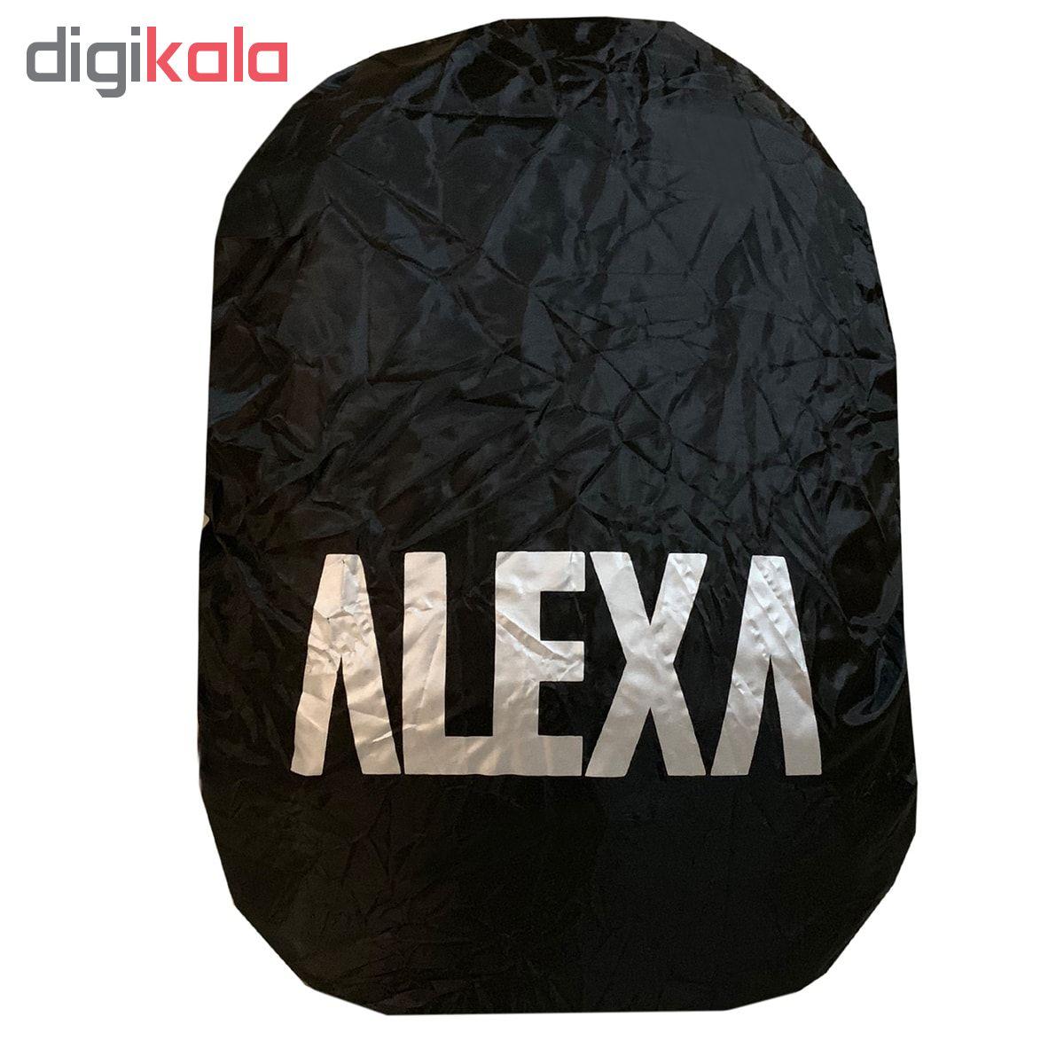 کوله پشتی لپ تاپ الکسا مدل ALX700 مناسب برای لپ تاپ 16.4 اینچی