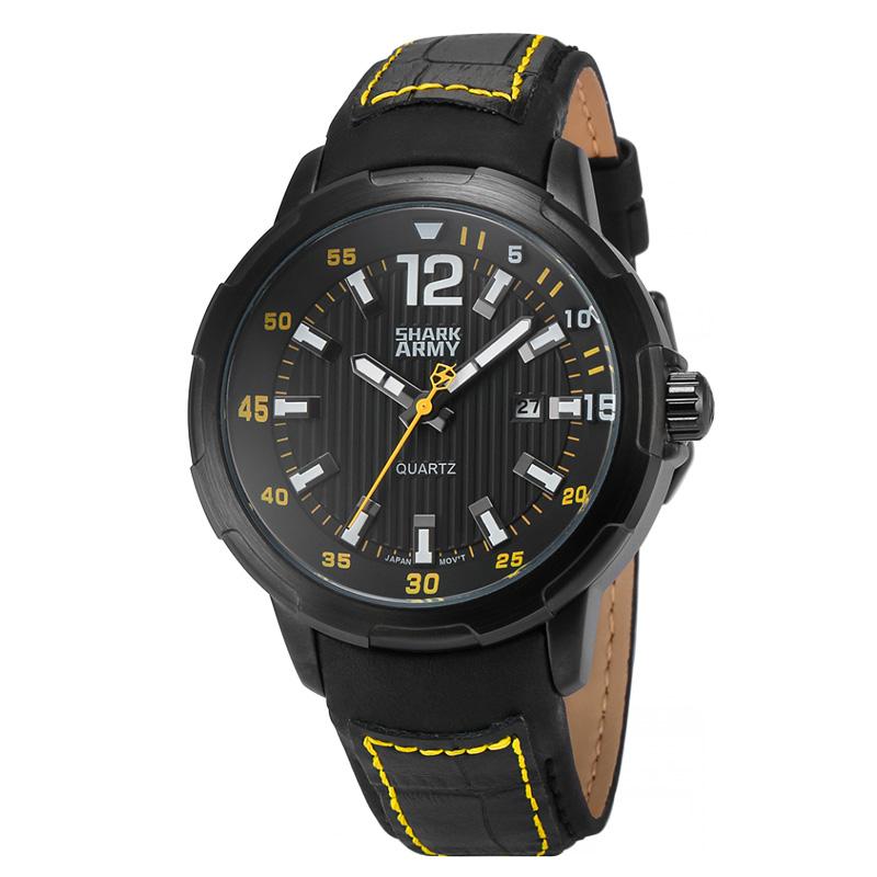 ساعت مچی عقربه ای شارک آرمی مدل Saw157