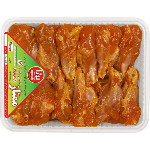 بازو کبابی مرغ پویا پروتئین وزن 900 گرم