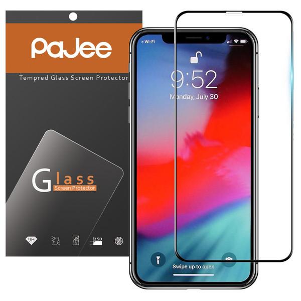 محافظ صفحه نمایش پاجی مدل P-IX254 مناسب برای گوشی موبایل اپل iPhone X