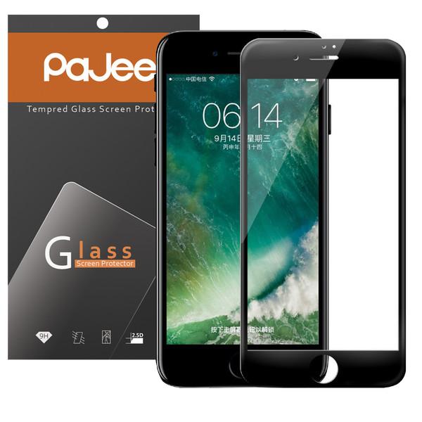 محافظ صفحه نمایش پاجی مدل P-I78P مناسب برای گوشی موبایل اپل iPhone 7 Plus /8  Plus