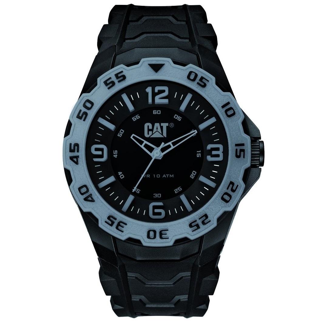 ساعت مچی عقربه ای مردانه کاترپیلار مدل LB.151.21.135