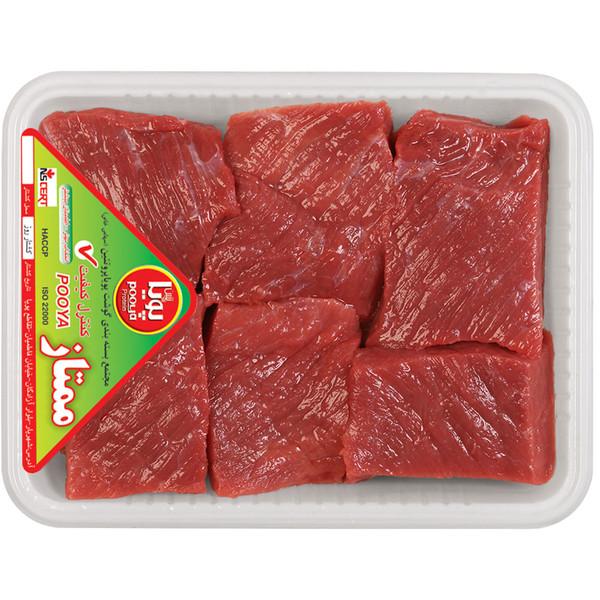 خورشتی گوساله پویا پروتئین وزن 800 گرم - با ارز نیمایی
