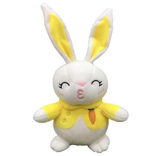 عروسک طرح خرگوش گوش دراز ارتفاع 30 سانتی متر