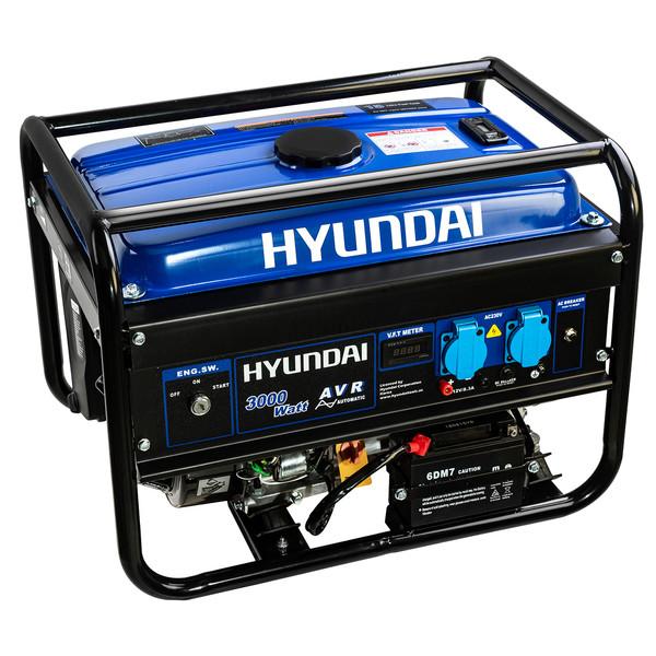 موتور برق هیوندای مدل HG5370-PG