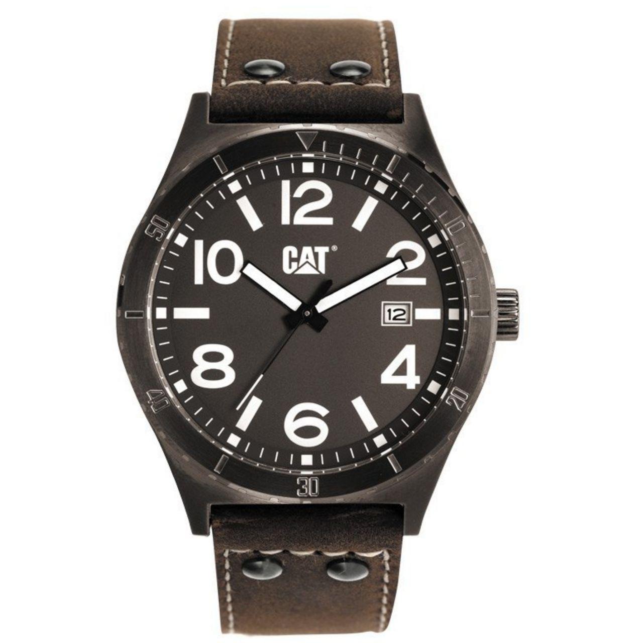 ساعت مچی عقربه ای مردانه کاترپیلار مدل NI.251.35.535