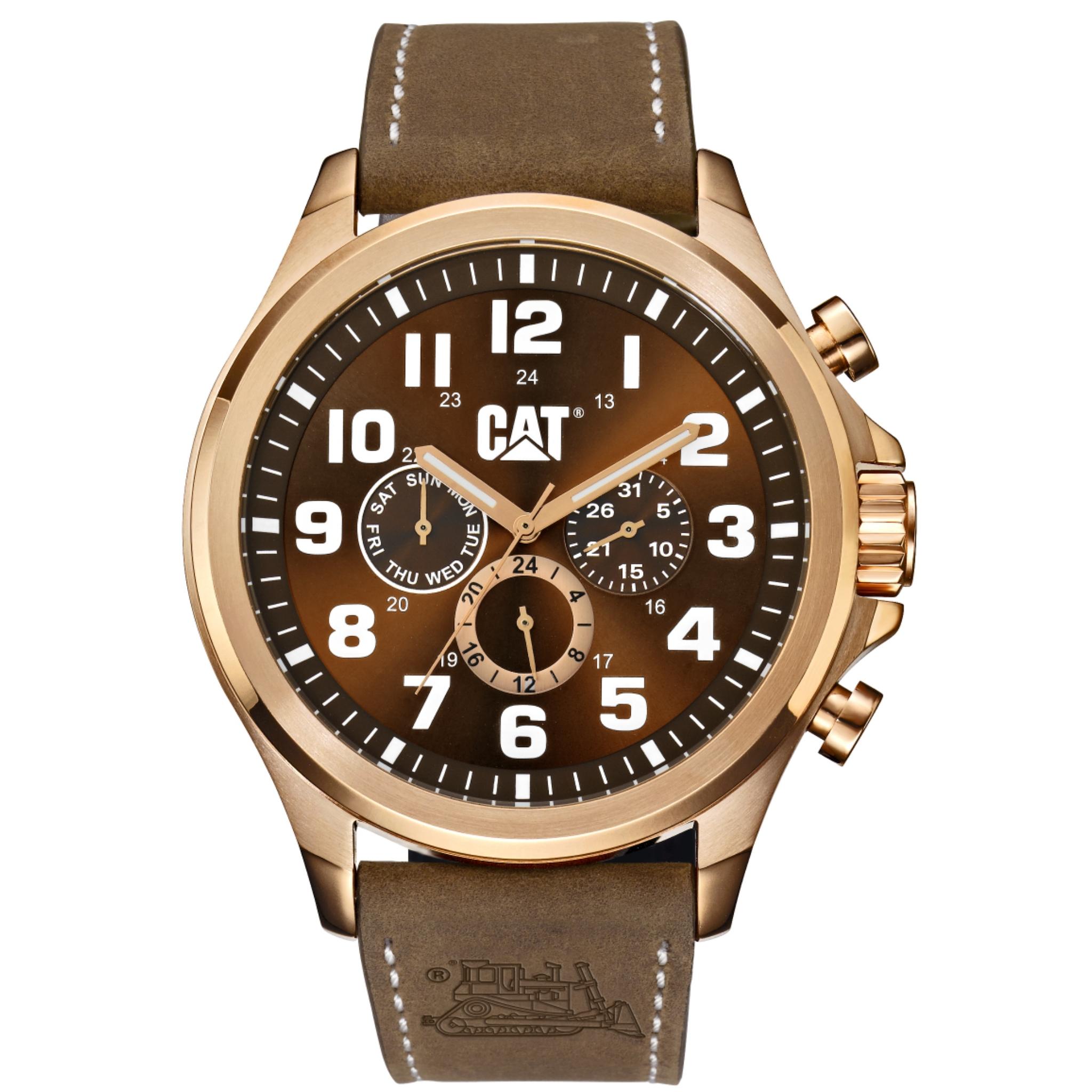ساعت مچی عقربه ای مردانه کاترپیلار مدل PU.199.35.919