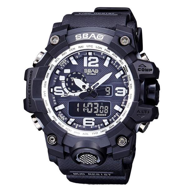 ساعت مچی عقربه ای مردانه اِسباُ مدل 2-8005