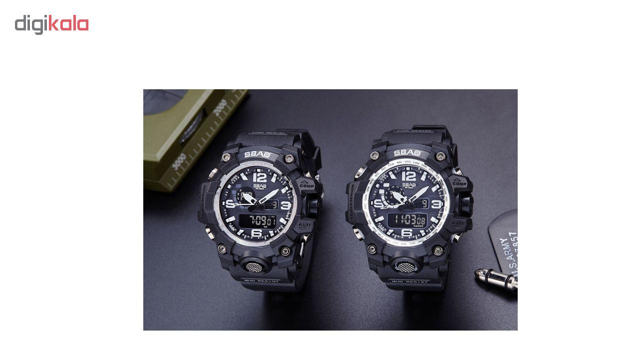 ساعت مچی عقربه ای مردانه اِسباُ مدل 2-8005              خرید (⭐️⭐️⭐️)